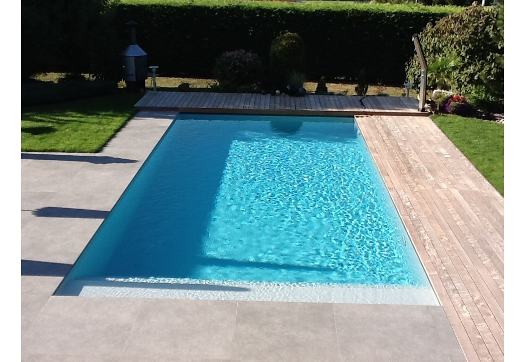 Construction de votre piscine b ton vannes bleu atlantic for Piscine beton